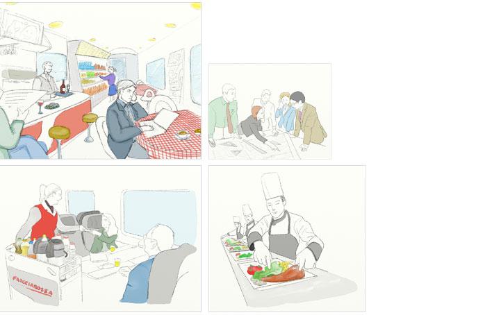 Chicchicken Illustration